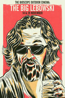T-408 The Big Lebowski Jeff Bridges Classic Movie Vintage Poster Silk 30 24x36