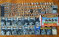 Multi-listing of Tallarn Desert Raiders Blisters+Mint models Imperial Guard OOP