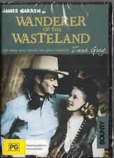 WANDERER OF THE WASTELAND - ZANE GREY - NEW & SEALED R4 DVD FREE LOCAL POST