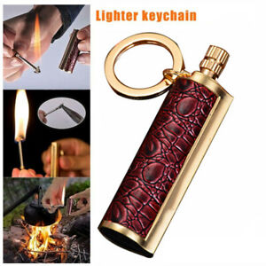 Dragon Immortal Breath Fire Starter Match Lighter Waterproof Flint Metal
