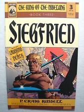 C 2571 Dark Horse Comics 2001 Siegfried - Ring of the Nibelung #3  M / NM Cond