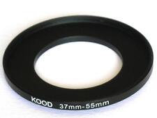 paso por Adaptador 37mm-55mm Anillo 37mmA 55mm 37-55 del filtro de