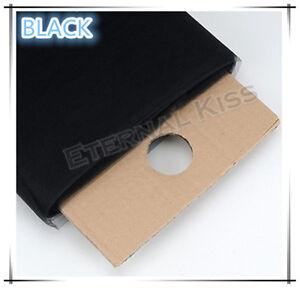 """NEW Soft Wedding Tulle Bolt 54""""inch x 40yd(1.4m x 36m) - Black"""