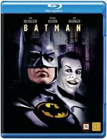 Batman 1989 Blu Ray (Region Free)