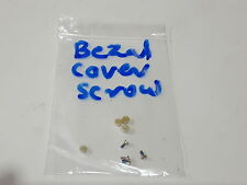 Genuine SONY PCG-71311M Screen Bezel Screw Covers & Screws-989