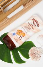 🌺 Hawaiian Tropic Silk Hydration Protective Sun Lotion SPF 15 Size 180 ml New🌺