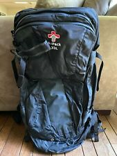 WARY AviPack Avalanche Airbag Pack 33L Black