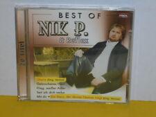 CD - NIK P. & REFLEX - BEST OF