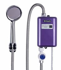 Instant Electric Hot Water Tankless Heater Shower System, Low Level Water Heater