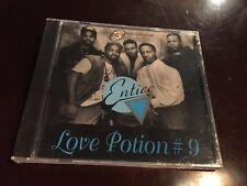 Sealed NEW Entice - Love Potion #9 CD Single Swingbeat R&B Swing J-1203