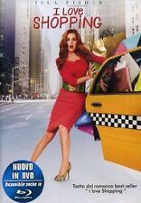 I LOVE SHOPPING  DVD COMICO-COMMEDIA