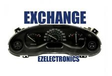 1999 To 2005 Buick Century Instrument Cer Exchange