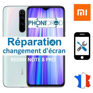 Changement écran Redmi Note 8 Pro, Réparation en France