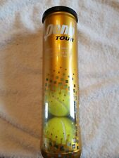 Penn Tour Extra Duty 4 Ball Can Can new sealed tennis balls