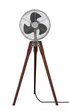Ventilador de pie Fanimation FP8014SN ARDEN níquel satinado / nogal