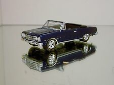 GL 1965 CHEVY CHEVELLE  MUSCLE CAR RUBBER TIRES LIMITED EDITION