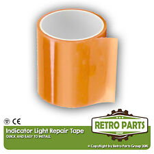 Indicator Light Repair Lens Tape for Land Rover. MOT Pass Fix Amber