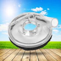 80-125mm Klar Vakuum Staubschutz Abdeckung für Winkelschleifer Handschleifer