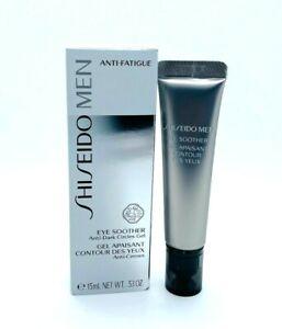 Shiseido Men Anti Fatigue Eye Shooter Anti Dark Circles Gel - 0.53 oz - BNIB
