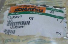 GENUINE KOMATSU PARTS KIT VALVE 121880H1 HUSCO 531381