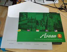 RRR ASEAN Community 2003 10 Countries MINT Stamps Album