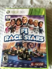 F1 Race Stars (Microsoft Xbox 360, 2012)complete, Plays