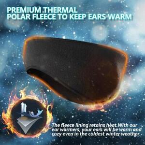 Winter Ear Warmer Headbands Fleece Headband Ear Muffs Headband for Women Men