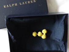 Ralph Lauren Purple Label Silk Knot-Botones