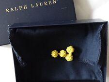 Ralph Lauren Purple Label Silk Knot-Botones