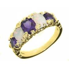 f2d23ad58 Band Amethyst Fine Rings for sale | eBay