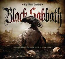 V./A - The Many Faces of Black Sabbath - New & Sealed 3 x Cd Set