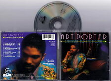 ART PORTER - Straight To The Point 1993 CD IMPORT (Sax Jazz) VERVE