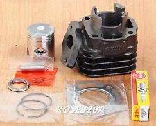 Cylinder Piston Gasket Top End Kit for Yamaha Jog Vino Zuma 50