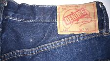 Authentic DENIME Selvedge Denim Jeans Size 30 (Made In Japan)
