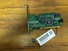PROMISE FASTTRACK S150 TX2 PCI SATA CONTROLLER CARD ASSY 0218-01