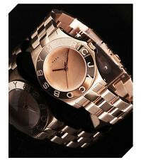 MARC BY JACOBS WOMEN'S LUXURY ROSE GOLD MIRROR WATCH MBM3127