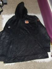 NFL Cincinnati Bengals Under Armour Adult Pullover Hoodie Jacket Size 3XL NWT