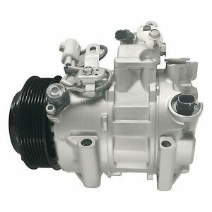 Reman AC Compressor AEG369 Fits Toyota Sienna 3.5L 2011 2012 2013 2014 2015 2016