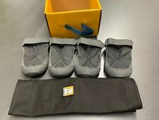 "Ruffwear Summit Trex Dog Boots Twilight Gray Size 2.5"""