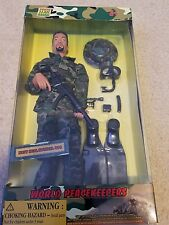 "POWER TEAM ELITE 1/6 NAVY SEAL SPECIAL OPS 12"" FIGURE PEACEKEEPERS DRAGON GIJOE"