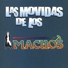 Banda Machos : Movidas De Los Machos CD