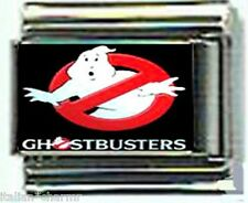 GHOST  BUSTERS Italian photo 9mm ghostbuster Charm for modular style bracelet