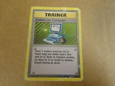 POKEMON CARD / BASE SET 1999. ZOEKEN PER COMPUTER N° 71/102