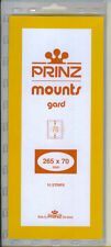 Package of 10 Prinz BLACK Mounts 265 x 70
