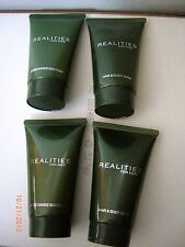 REALITIES BY LIZ CLAIBORNE AFTER SHAVE SOOTHER 2.5 FL OZ LOT OF 4
