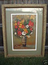 "Original Aleah Koury - ""Untitled"" Painting"