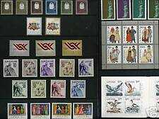 LATIVIA 1991-1993 STAMP COLLECTION IN FOLDER