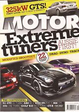 Motor Oct 09 Polo GTI Golf GTI WRX Sti Shelby GT500 Veyron GT-R XR8 SS-V RS6 335