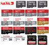 MICRO SD CARD SANDISK ULTRA EXTREME PRO 32GB 64GB 128GB 200GB 256GB CLASS 10 A1