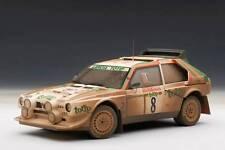 1:18 AUTOart Lancia Delta S4 RALLY SAN REMO 1986 Cerrato/Cerri #8 ( Muddy